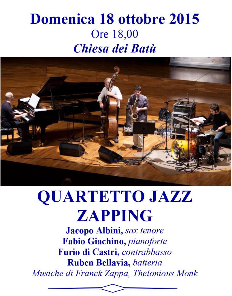 Quartetto Jazz Zapping