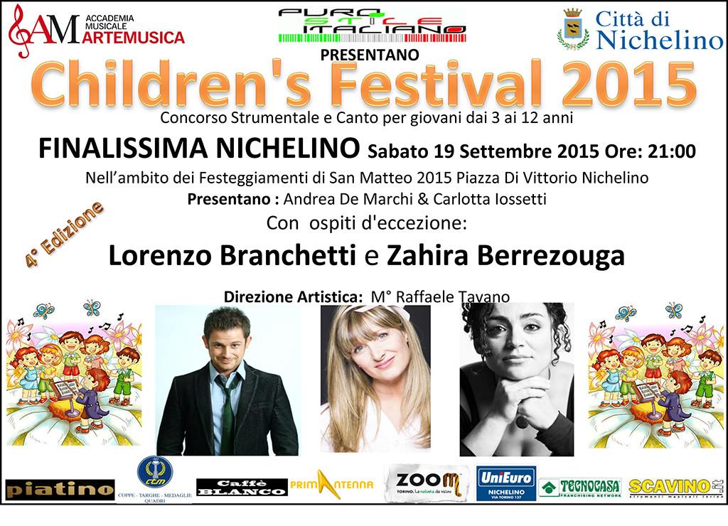 Artemusica_Children Festival 2015 Nichelino_1