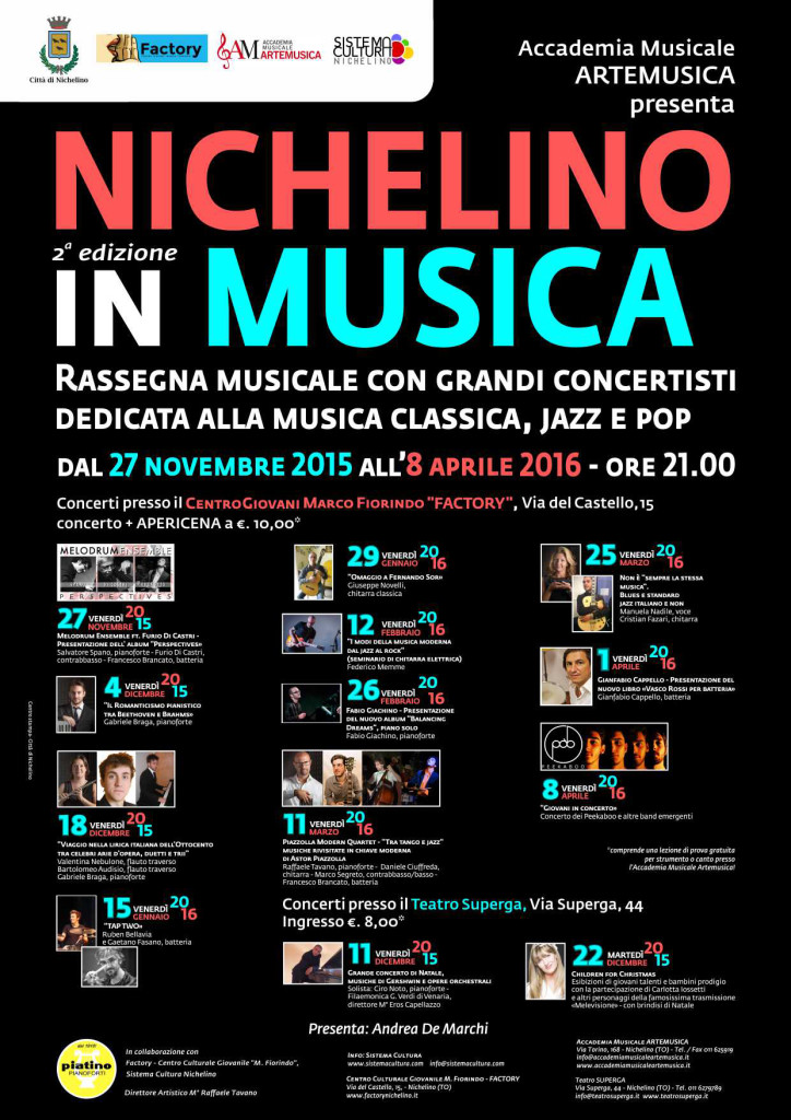NichelinoInMusica