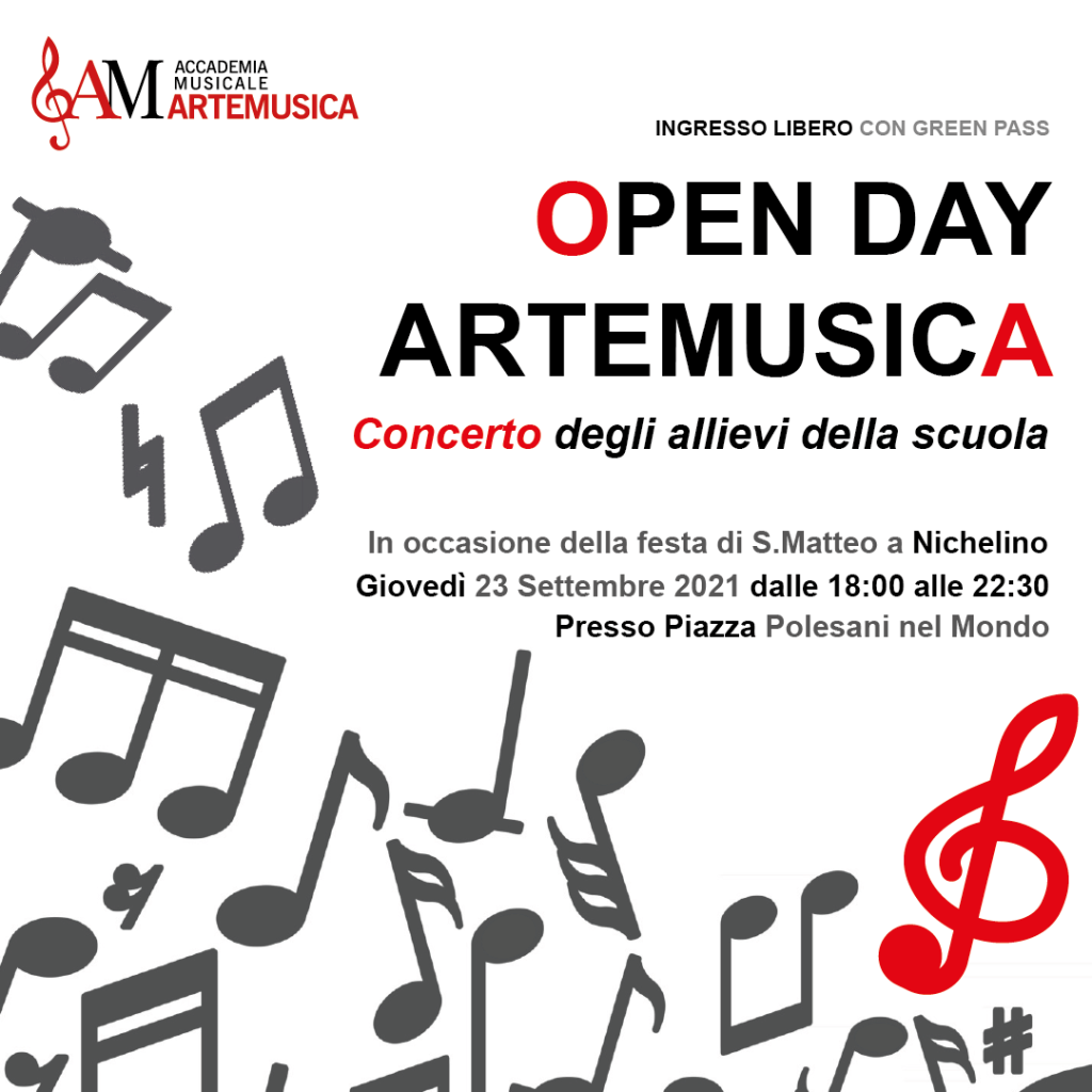 openday artemusica